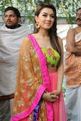 Hansika Motwani Photos at Durga movie launch-thumbnail-11