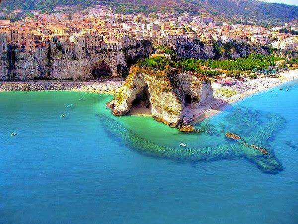 Calabrian Coast, Southern Italy, tapandaola111