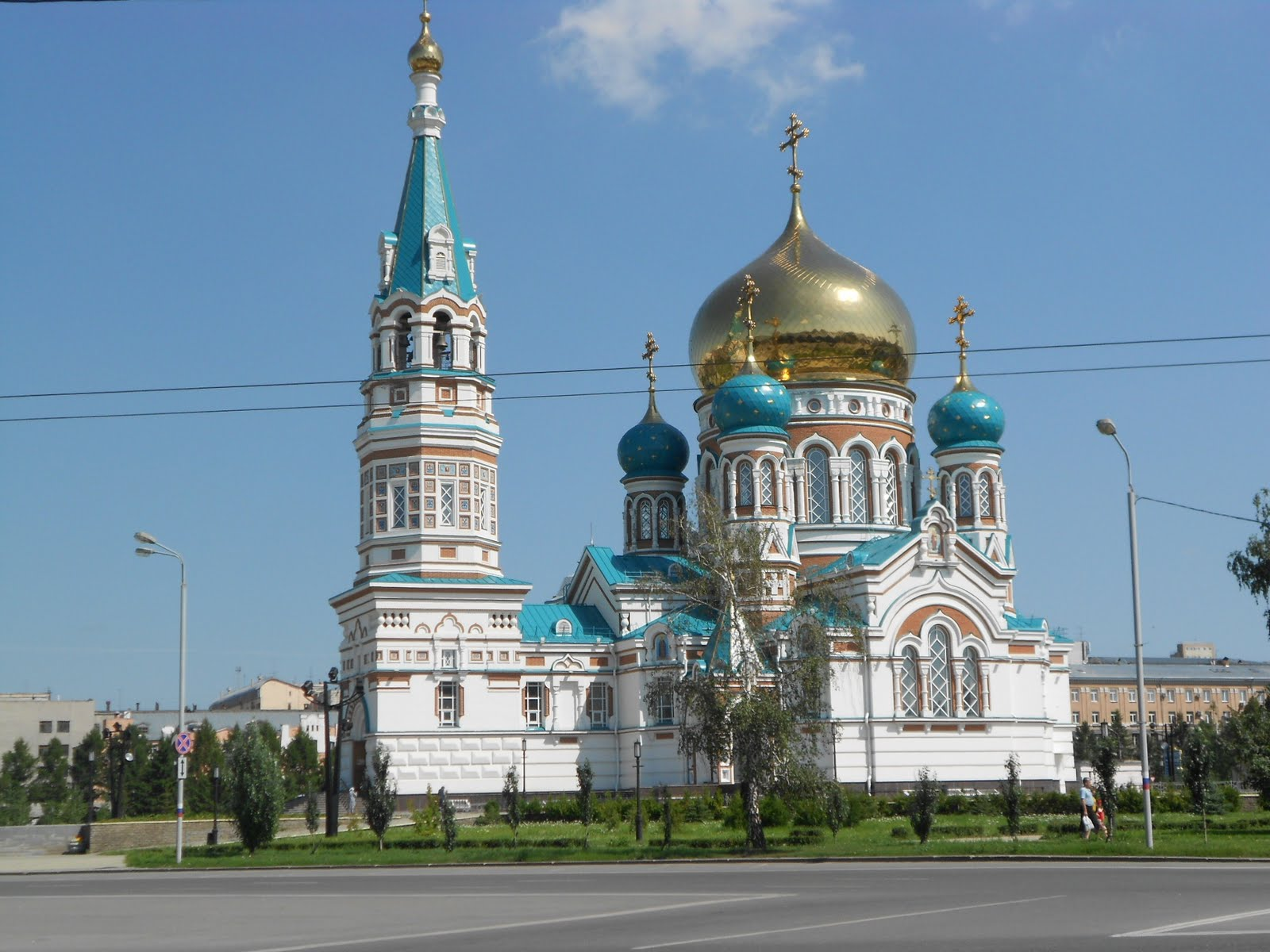 Sights of Omsk: photos and reviews of tourists. Omsk attractions rating 32