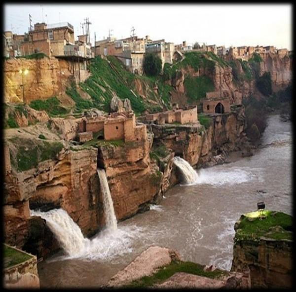 هل سمعت بالمدينة العربية التي تجري المياه من تحتها !!