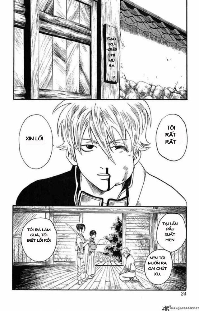 Gintama Chap 1 - Trang 20