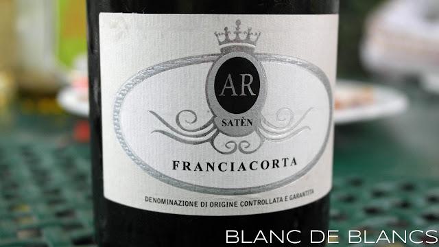 Franciacorta Satèn - www.blancdeblancs.fi
