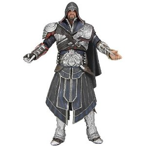 Ezio Action Figure from NECA