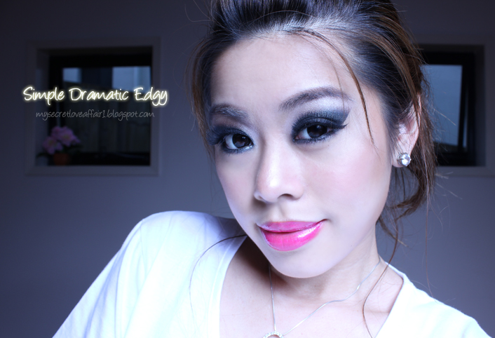 Dramatic Makeup Tutorial. first make-up tutorial!