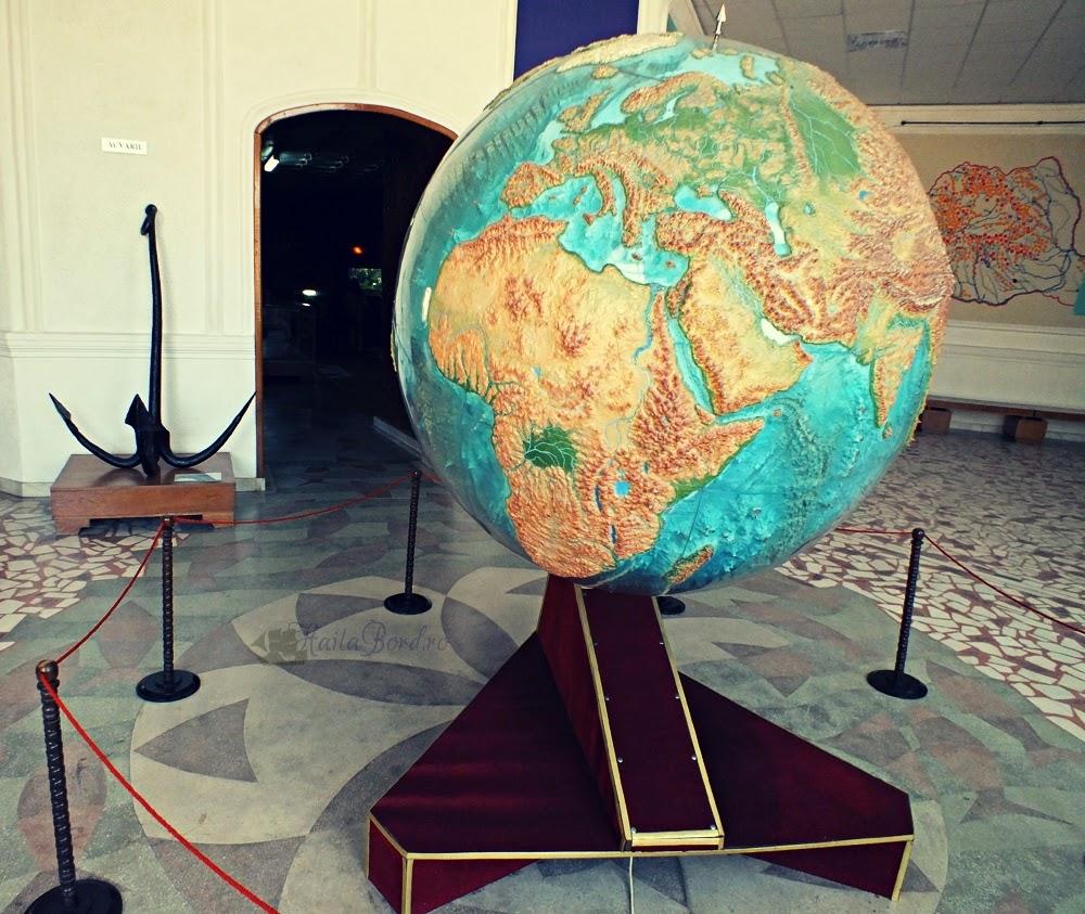 glob pamantesc muzeul apelor falticeni