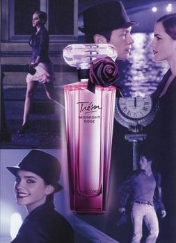 fragrant friday lanc me tr sor midnight rose beauty. Black Bedroom Furniture Sets. Home Design Ideas
