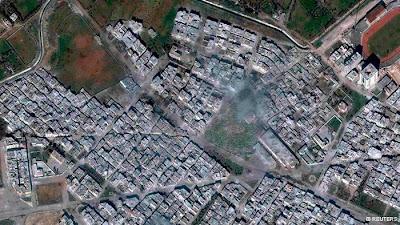 Entidades internacionais alertam para catástrofe humanitária na Síria