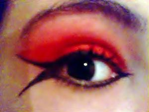 maquillaje inspiracion ira monika sanchez ojo