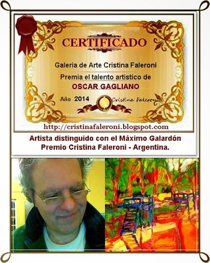 Oscar Gagliano