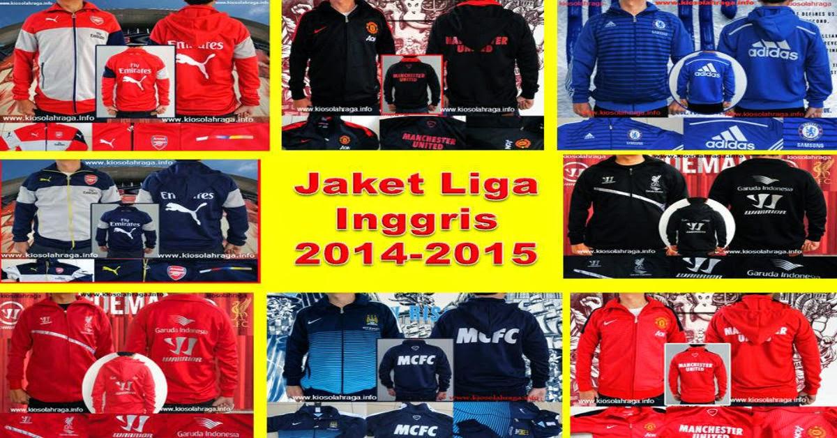 Beli Jaket Bola di website terpercaya www.kioslahraga.info