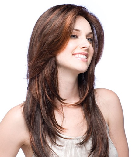 Style Of Hair Cutting : Long Hairstyles: Long Straight Hair Styles