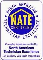 NATE Certified Technicians