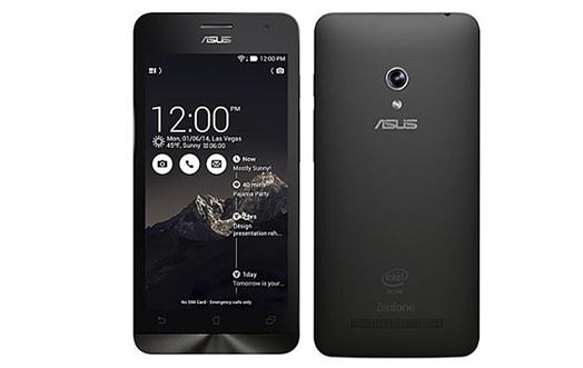 Spesifikasi dan Harga Asus Zenfone C, Ponsel Android KitKat Harga 1 Jutaan