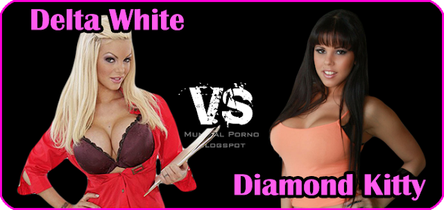 Delta White vs Diamond Kitty