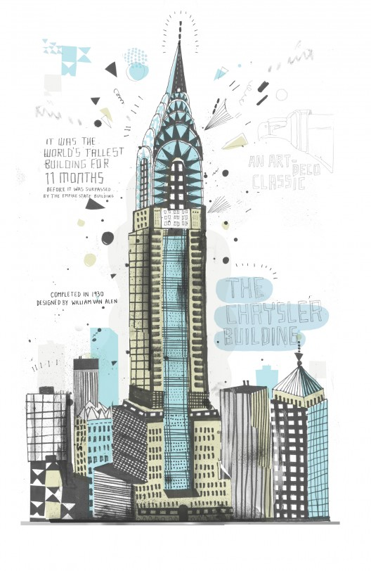 "urba // actu: ""all the buildings in new-york"" : les édifices de la"