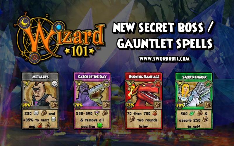 wizard101 death spells in action