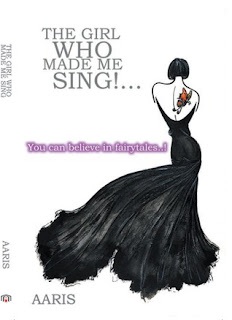 the girl who made me sing, AARIS, AARIS author, romantic comedy, black humour book, black humor book