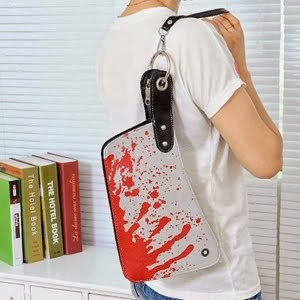 Bloody Cleaver Bag