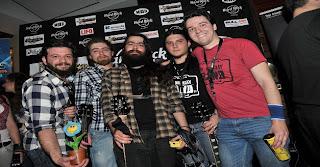 Η τελική τριάδα στο Hard Rock Ricing