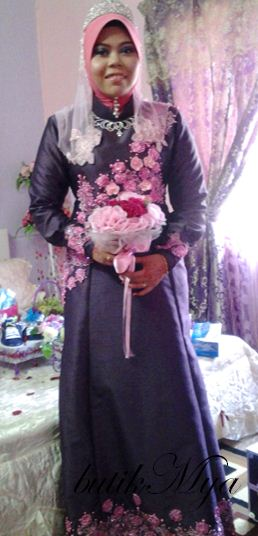 Posted by BUTIK PENGANTIN MYA IRDINA at 18:03 No comments: