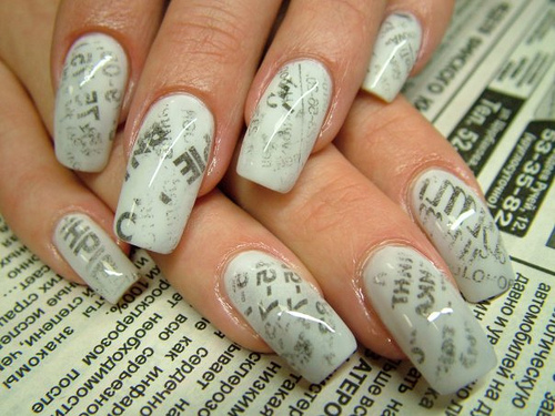 Nail Art Designs Fabulous Collection Of Nail Art Examples