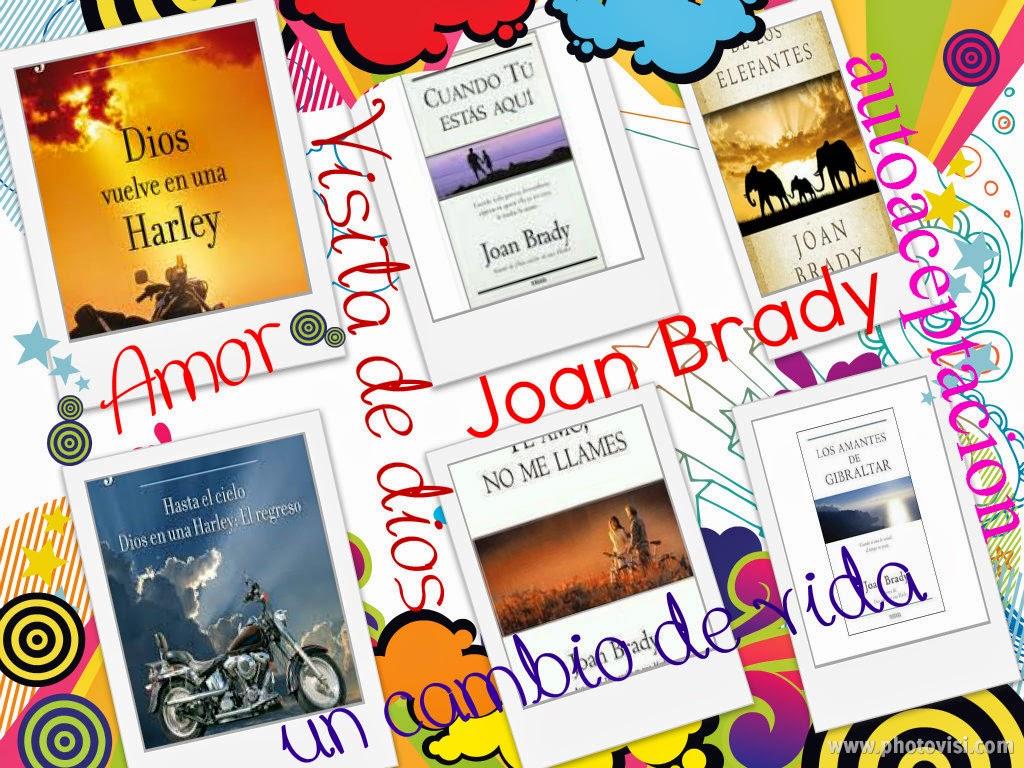 Conoce más de la obra de Joan Brady