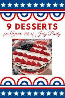 easy dessert ideas fourth july
