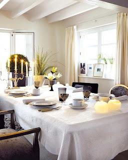 mesa decorada para ceia de natal, decoração de mesas para ceia de natal ideias com fotos e imagens
