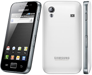 Spesifikasi Samsung Galaxy Ace S5830
