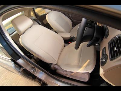 Skoda Car Interior Image