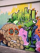 Los 10 mejores graffitis. grafitis los mejores