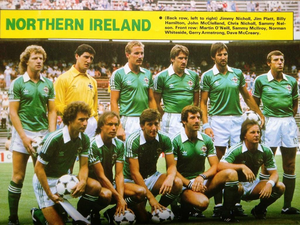 Resultado de imagem para seleçao da irlanda 1974