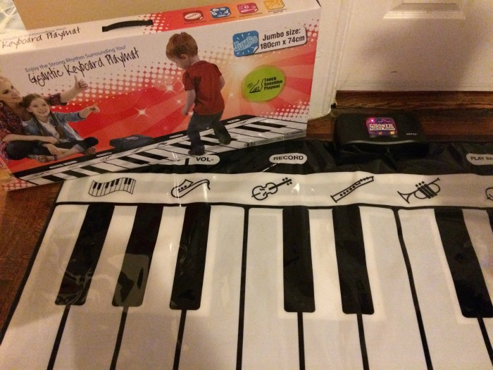 Click N Play Piano Floor Mat First Time Mom And Losing It