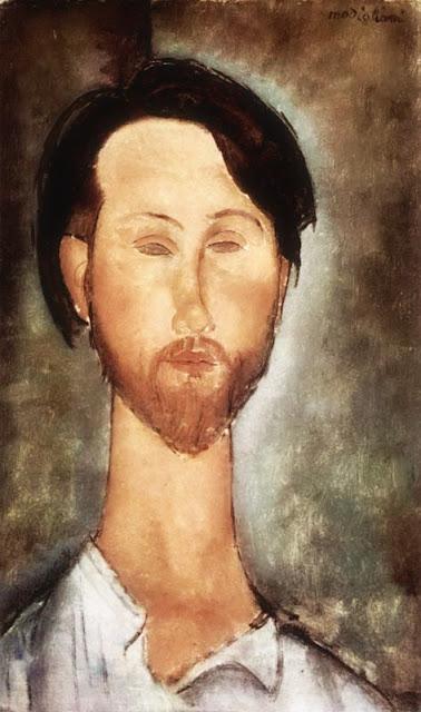 Modigliani, Portrait de Zborowski