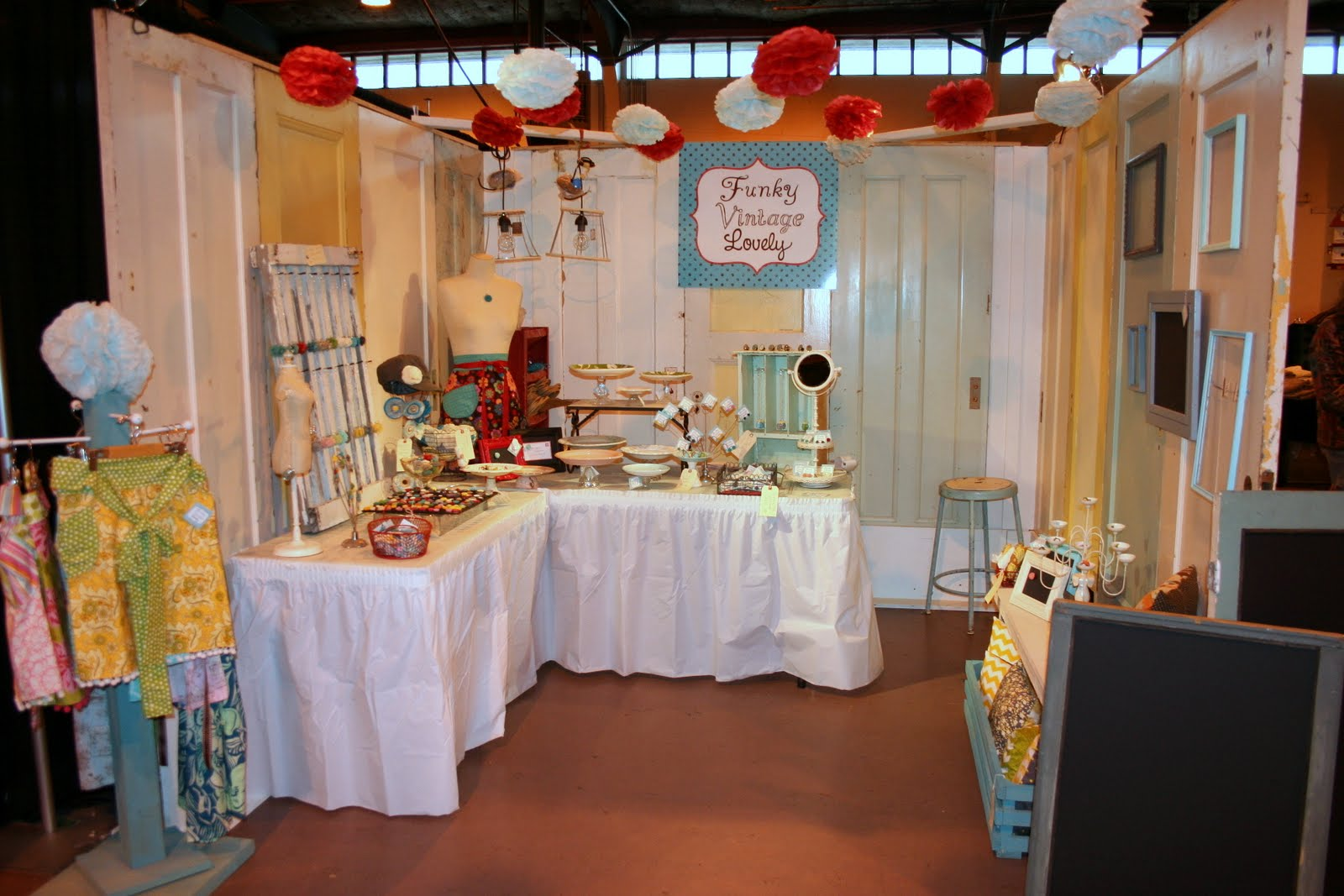 Market Stall Ideas On Pinterest Craft Fair Booths Craft
