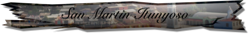 San martin Itunyoso