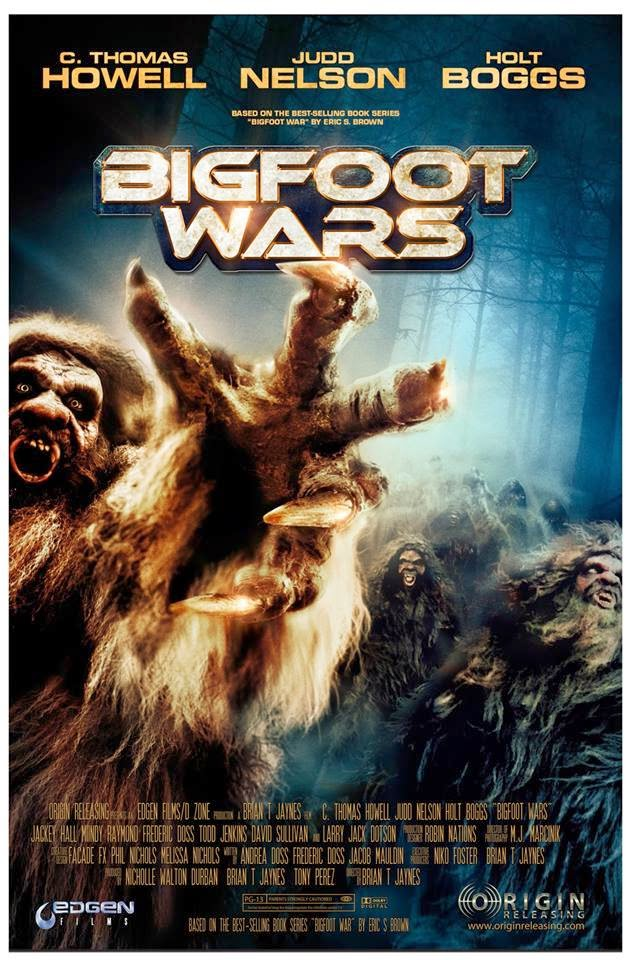 Bigfoot Wars Movie Trailer