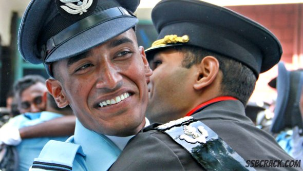 Indian Air Force Officer