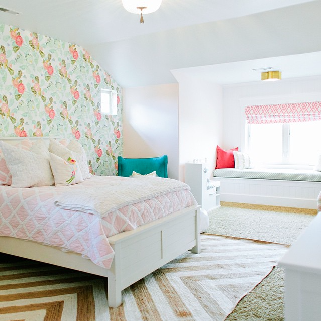 Creative Kid Rooms - 6th Street Design School - House of Jade Interiors