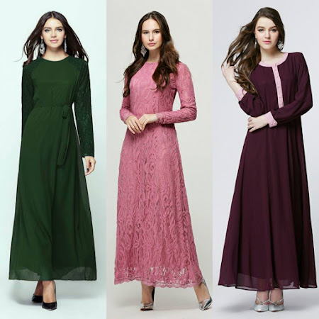 RESTOCK Jubah Kegemaran Ramai Dengan Lebih Banyak Pilihan Warna Pasti Anda Terpesona