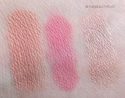 bellapierre cosmetics swatches - the beauty puff