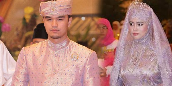 Royal Wedding Putri Raja Brunei