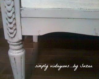 legs, details, gray, white, dresser