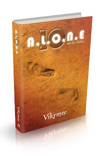 Prologue of 10 Alone, a novel by Vikrmn (CA Vikram Verma)