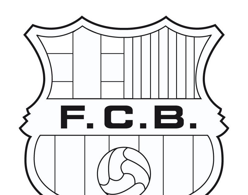 coloring pages barcelona fc tickets - photo#20