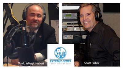 NEHGS Chief Genealogist David Allen Lambert to Co-Host Show Segment with Extreme Genes Founder Scott Fisher
