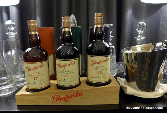 Glenfarclas Whiskey Paired Dinner at The Smokehouse, The Majestic Hotel Kuala Lumpur