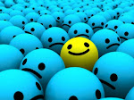 Be so happy you stand out.