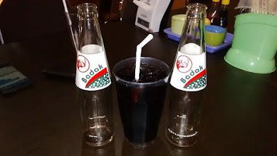 minuman soda sarsaparilla cap badak