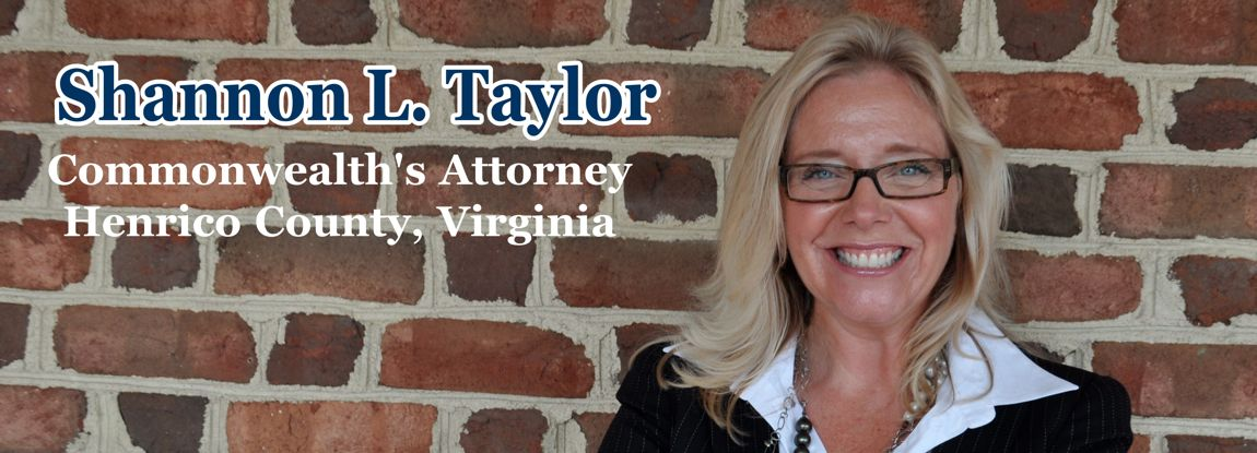 Shannon Taylor, Henrico County Commonwealth's Attorney